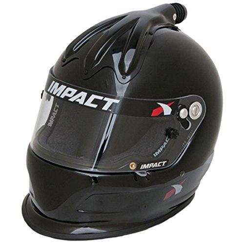 Helmet - Super Charger SNELL15 XL Black