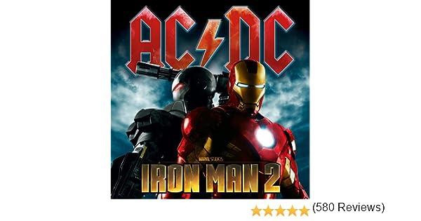 Iron Man2 : Ac, Dc: Amazon.es: Música