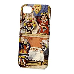 TYHde Case Fun Apple iPhone 6 plus 5.5 Case - Vogue Version - 3D Full Wrap - 3D Full Wrap - Alice in Wonderland The Trial ending Kimberly Kurzendoerfer