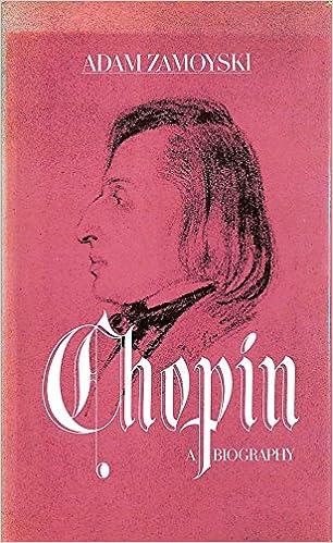 adam zamoyski chopin a biography book
