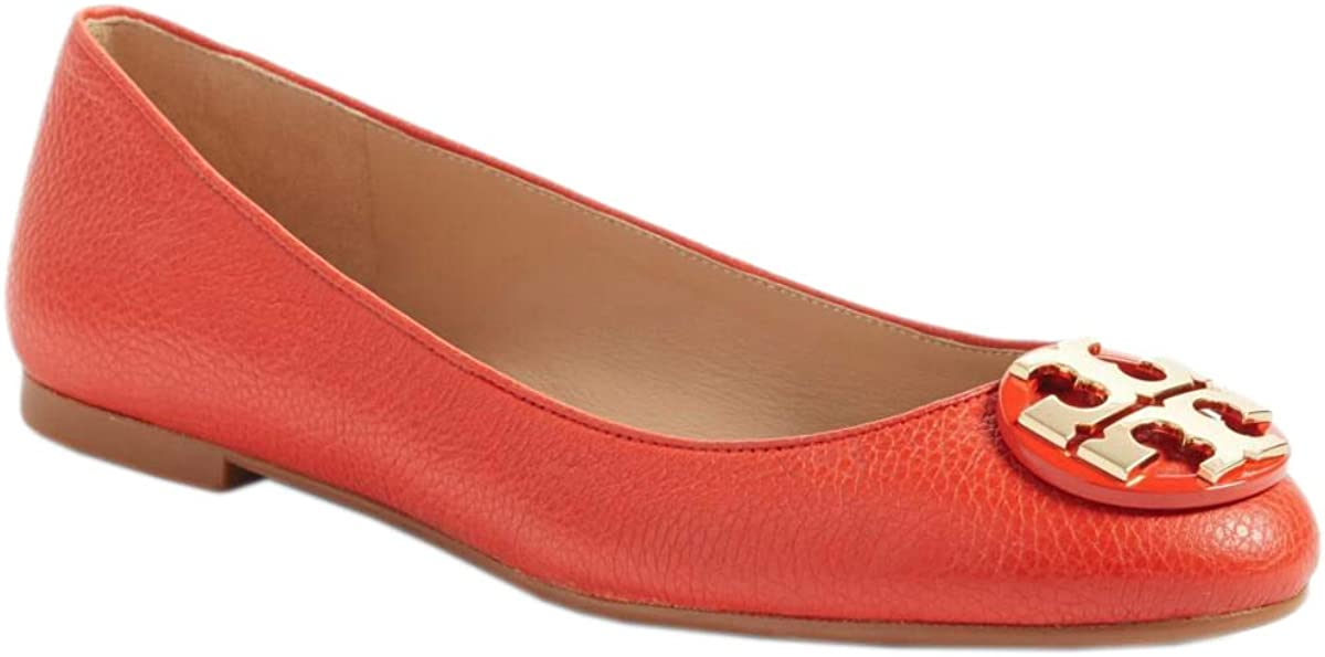 Tory Burch Womens Clair Leather