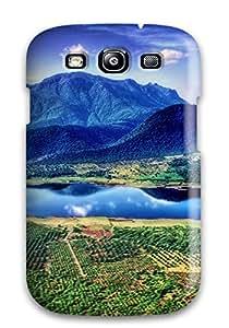 Christopher B. Kennedy's Shop Excellent Design Desktop Phone Case For Galaxy S3 Premium Tpu Case 5281581K17359042