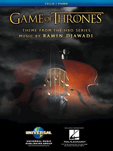 Game of Thrones Theme Arranged for Cello &