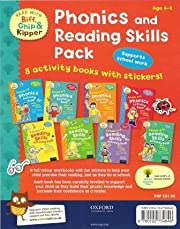 Phonics and Reading skills Pack (Oxford…