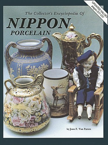 Collector's Encyclopedia of Nippon Porcelain w/ Price Guide : Updated, Series 1 (of 5 Series Set)