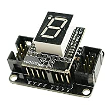 Shiftout Led Kit/Could Diy A Simple Timer Or A Clock Display , And Many Other Devices That Require The Use Of 7 Segment Leds