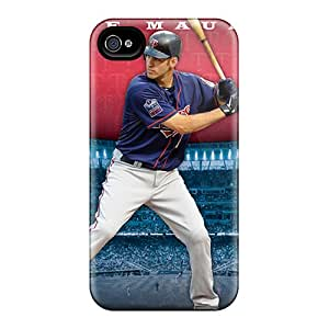 Best Cell-phone Hard Covers For Iphone 6 (RWT25135TkOR) Provide Private Custom Nice Minnesota Twins Skin