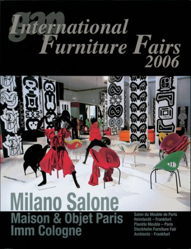 Read Online International Furniture Fairs 06 pdf epub