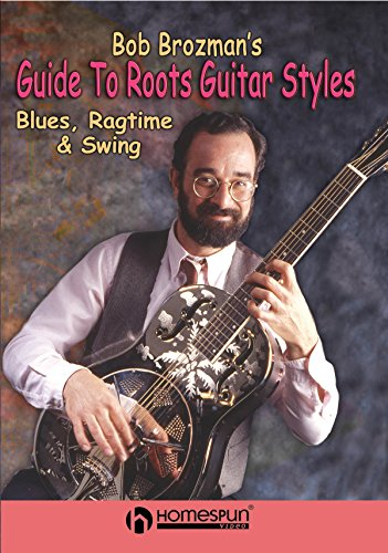 Bob Brozman's Guide to Roots Guitar Styles - Vol 2 [Instant Access]