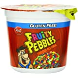 Post Fruity Pebbles Cereal, 2.0-Ounce (Pack of 12)