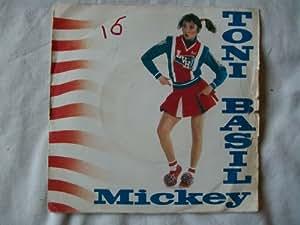 """TONI BASIL Mickey UK 7"""" 45 1981"""