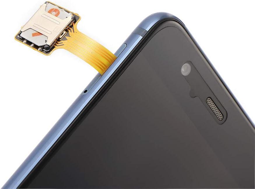 ShangSky - Adaptador de Tarjeta SIM Dual (Micro SD, Nano-SIM, 2 ...