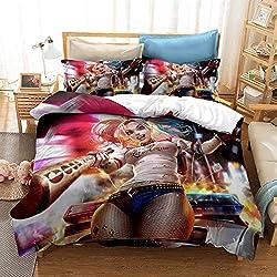 51bNmbERUYL._AC_UL250_SR250,250_ Harley Quinn Bed Sets