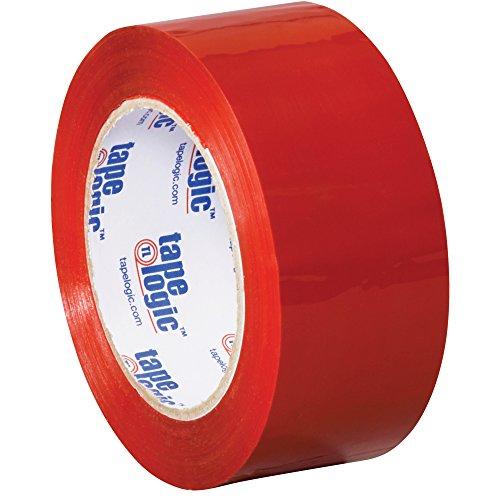 Tape Logic Carton Sealing Tape, 2.2 Mil, 2