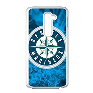 WFUNNY seattle mariners uniforms New Cellphone Case for LG G2
