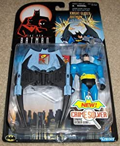 The New Batman Adventures Knight Glider Batman with Jet Wing Pack ...