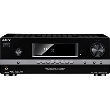 amazon com sony str dh510 5 1 channel home theater receiver rh amazon com Sony STR Dh770 Receiver Sony STR DH510 Specs