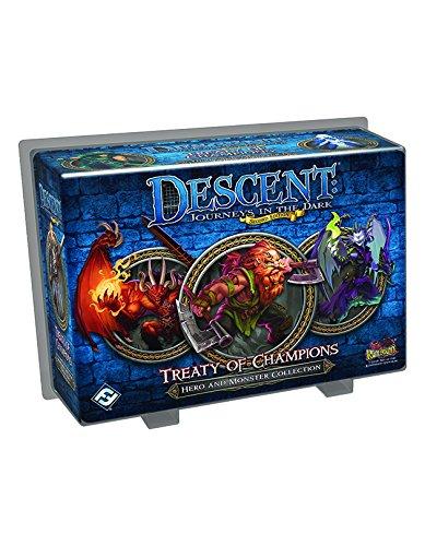 Descent Second Edition: Treaty of Champions ()
