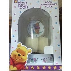 Disney's Winnie the Pooh Anniversary Clock