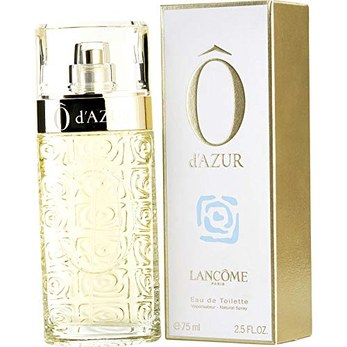 O d'Azur by Láncome Eau De Toilette Spray for Women 2.5 OZ. ()