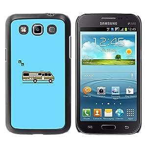 Be Good Phone Accessory // Dura Cáscara cubierta Protectora Caso Carcasa Funda de Protección para Samsung Galaxy Win I8550 I8552 Grand Quattro // Bus Van Camping Meth Tv Breaking Sho