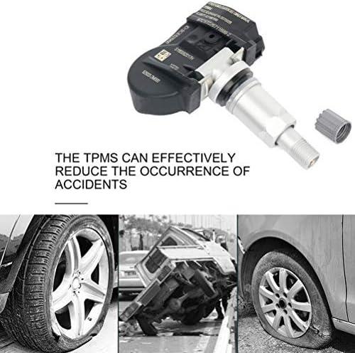 4x Original TPMS Tire Pressure Sensors 529333X200 For Hyundai Elantra Tucson Kia