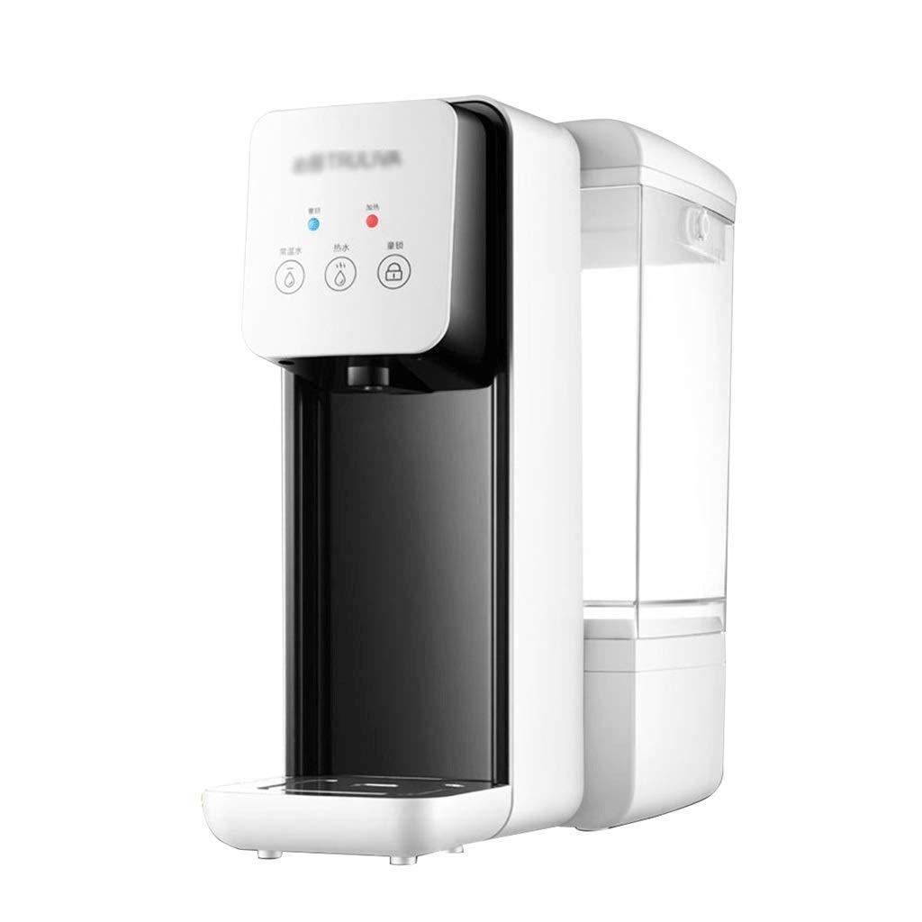 JTGYA White Instant Water Dispenser,Home Desktop Small Desktop Heating Intelligent Speed Hot Water Dispenser by JTGYA