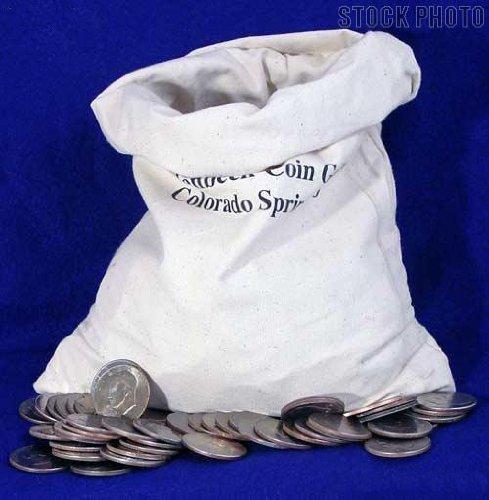 Eisenhower Dollar Roll (Eisenhower Ike Dollars Roll of 20 Ike Coins 1971-1978)
