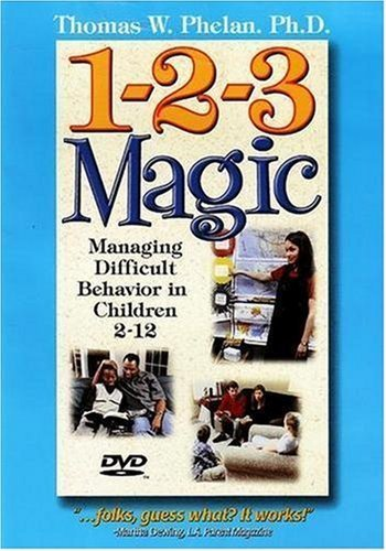 1-2-3 Magic: Managing Difficult Behavior in Children 2-12 by Phelan, Thomas W. published by Parentmagic, Inc. DVD
