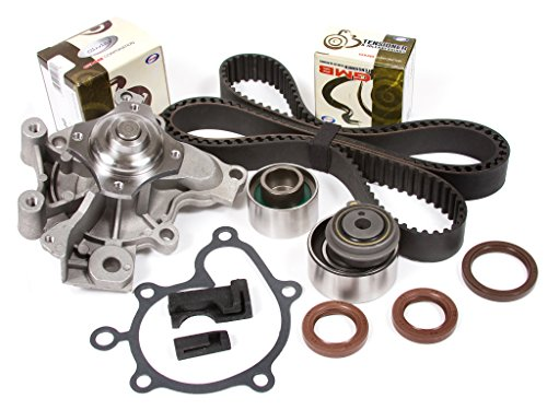 Mazda 626 Probe - Evergreen TBK228WPT Fits Mazda MX6 626 Ford Probe 2.0 16V Timing Belt Kit Water Pump