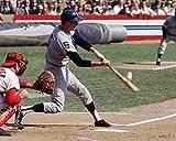 "Al Kaline Detroit Tigers 1968 MLB World Series Action Photo (Size: 8"" x 10"")"