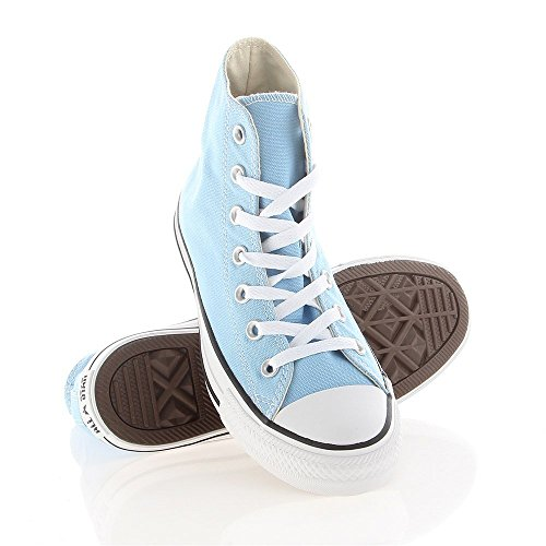 Converse - Chuck Taylor All Star - Color: Celeste - Size: 39.5 MM0w8kMqL