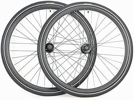 Pure Fix 650C 45mm Micro Wheelset