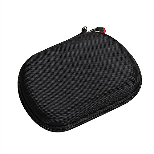 For Seneo 2.4GHz Wireless Touchpad Keyboard Mouse RT-MWK-08 Travel Hard EVA Protective Case Carrying Pouch Cover Bag Compact size by Hermitshell