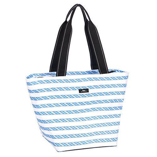 SCOUT Coated Cotton Daytripper Everyday Tote Bag, High Tied
