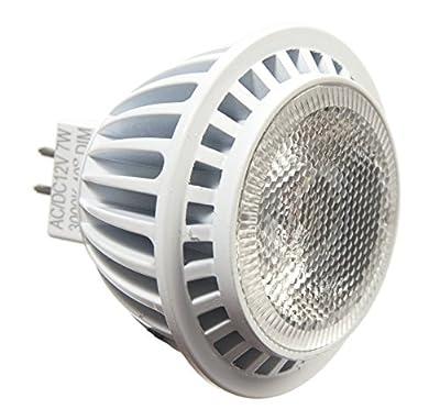 Avalon LED PP31 CREE Inside 7W LED MR16 (Pack of 2), Warm White