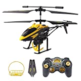 RC Helicopter - Gizmovine WLtoys V388 Transport Carrier RC Helicopter with Basket 3.5CH Infrared with Gyro with Hook, Basket RTF by Velocity Toys