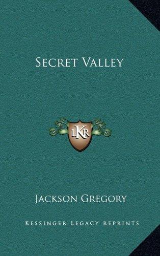 Download Secret Valley pdf