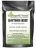 Hawthorn Berry - 15:1 Natural Berry Fine Powder Extract (Crataegus laevigata), 2 kg