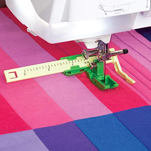 YICBOR The Ultimate Quilt n Stitch Presser Foot # PSF-C01 9.1