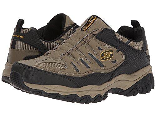 [SKECHERS(スケッチャーズ)] メンズスニーカー?ランニングシューズ?靴 After Burn M. Fit Pebble 6.5 (24.5cm) D - Medium