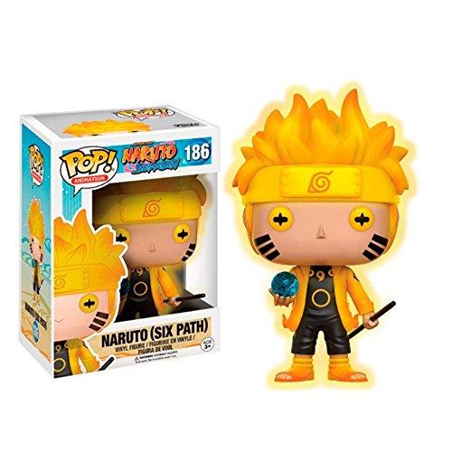 Funko POP! Naruto (Six Path) resplandor en la oscuridad # 186