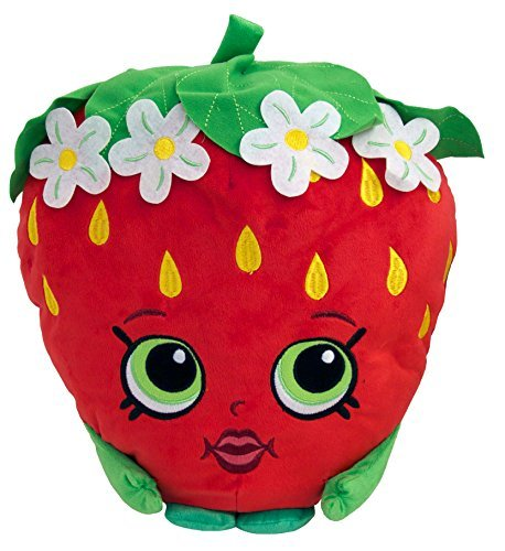 Shopkins Strawberry Kiss Scented Pillow Buddy by Shopkins