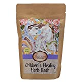 Birth Song Botanicals Children's Healing Herb Bath for Soothing Allergy, Cold & Other Respiratory Conditions, 8 oz