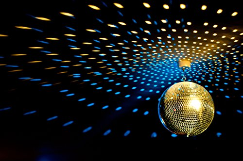 Club Size 16'' Mirror Disco Ball by BeWild (Image #1)