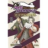 Miles Edgeworth: Ace Attorney Investigations, Volume 2 (Miles Edgeworth: Ace Attorney Investigations) (Paperback) - Common