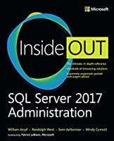 SQL Server 2017 Administration Inside Out Front Cover