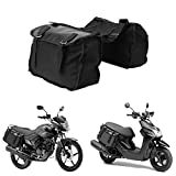 Motorcycle Saddle Bags Panniers for Sportster