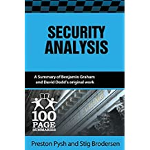 Security Analysis: 100 Page Summary