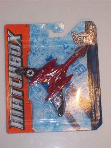 MATCHBOX Sky Busters 'MBX UNDERCOVER